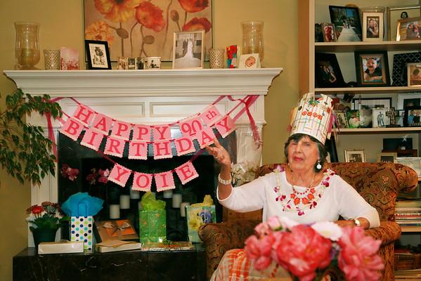 Yoie's Birthday Party