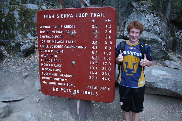 Yosemite 2008