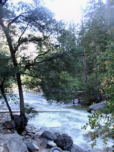 Merced River, Happy Isles, Yosemite