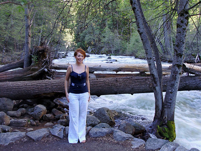 Merced River, Happy Isles, Yosemite