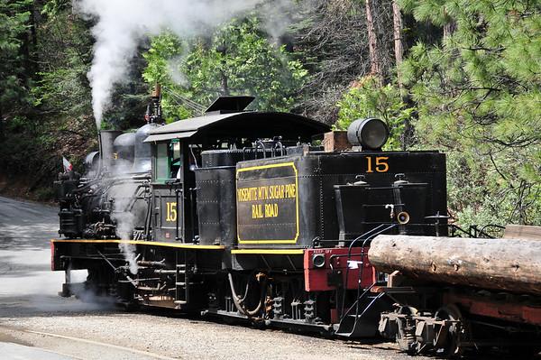 Yosemite Mountain Sugar Pine Railroad