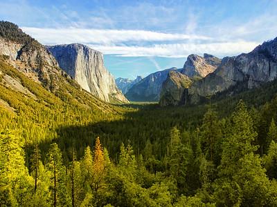 Yosemite: A Grand Beauty