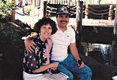 Len and Sam 1994