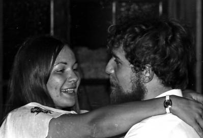 Mariage Jean Casier X, 1974