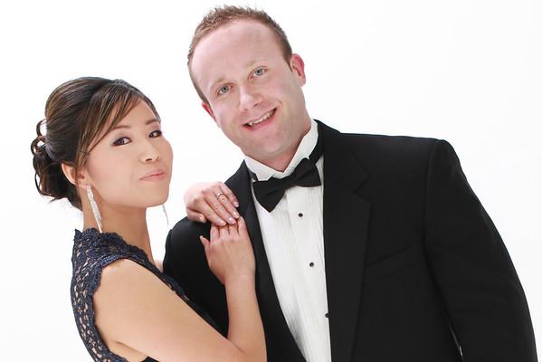 Yuko and John