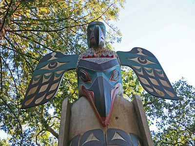 Top of Totem