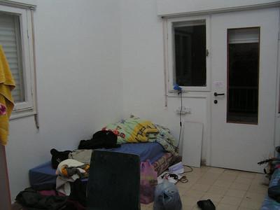 Yuval's flat in Haifa