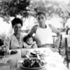 Papi , Mamie et Claudine
