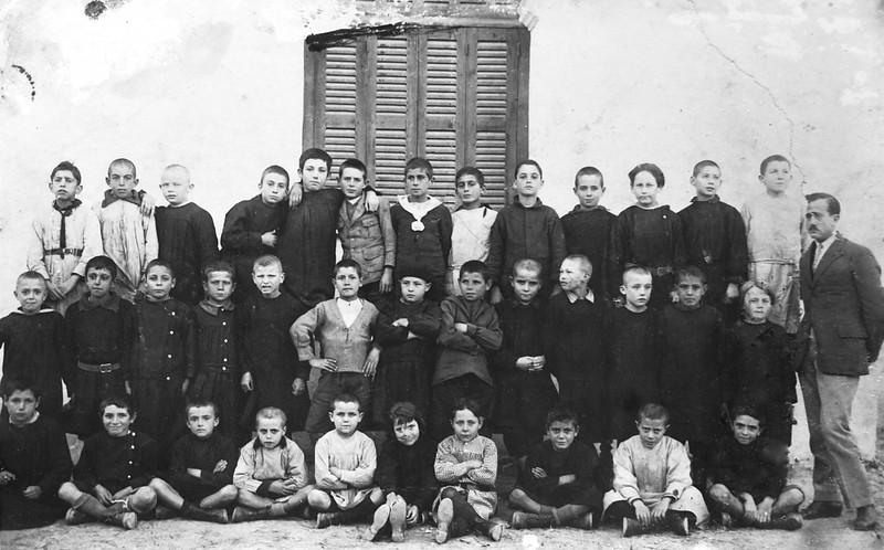 La classe de Papi Alphonse à Beja