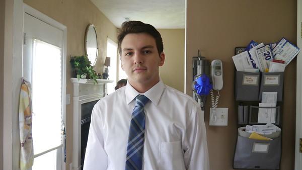 Zach Graduation