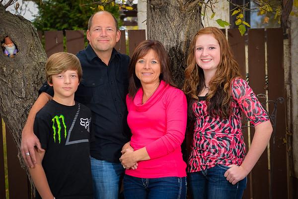 Zacharias Family