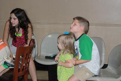 Zachary 7th birthday party