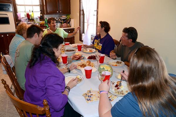 Zachary Dean - First Thanksgiving