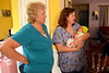 Big Mama Linda and Grandma Debbie with Zack.