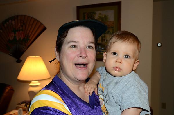 Zachary Dean at 10 Months