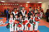 All the Green belts who sparred.