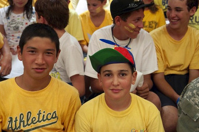 Maccabiah Games July 28