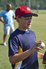 Zack pitching