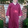 The handsome graduate