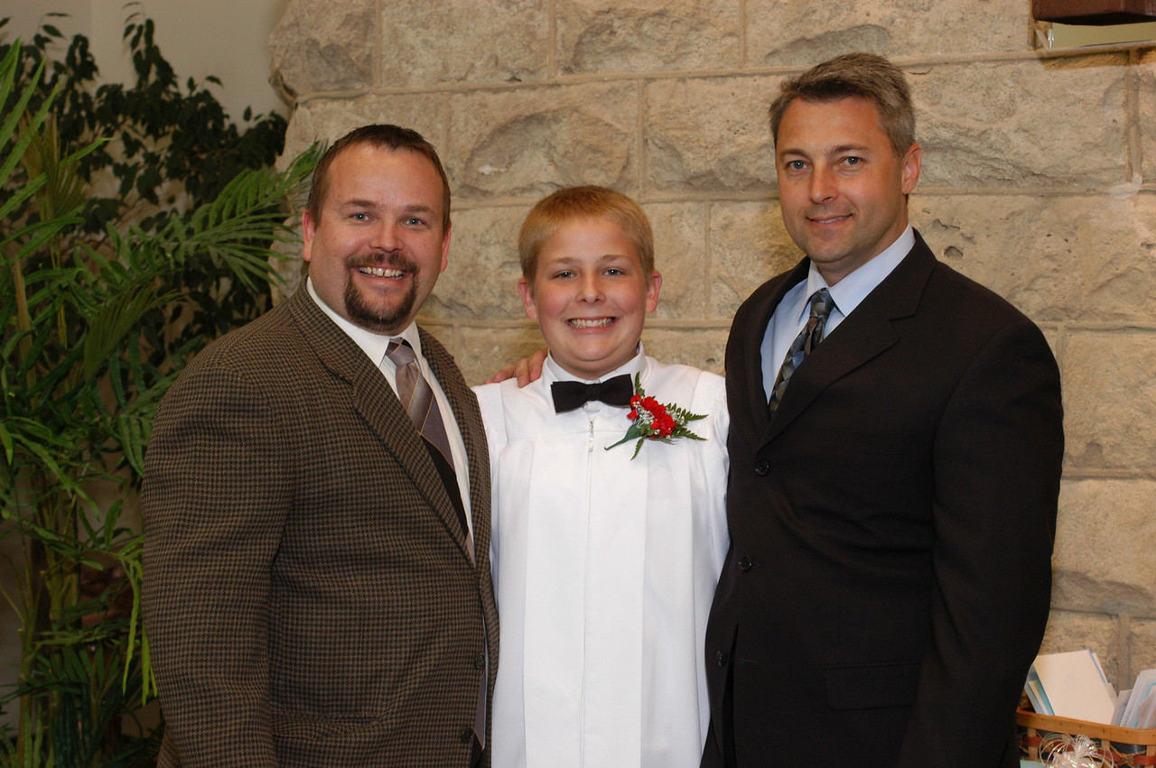 Me, Zak and Uncle Marty.