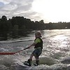 Zeke First Time Wakeboard