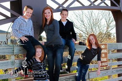 Zellars Family 2011