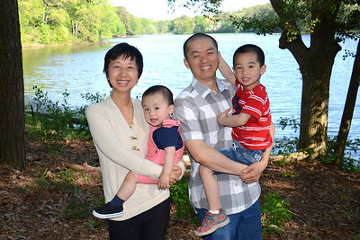 Zheng Family Portraits May 8, 2015