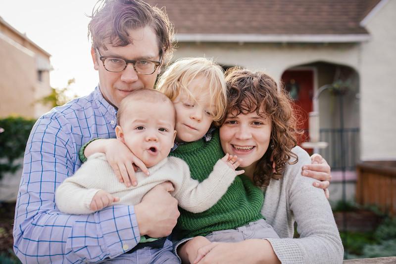 Zimmerman Family - mini session
