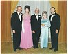Arthur, Ester, Jacob, Anna and Harold<br /> <br /> 50th Wedding Anniversary Party, Fairmont Hotel, San Francisco, 1967
