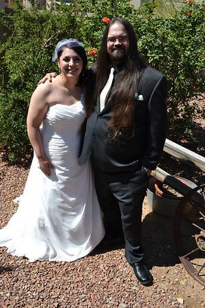 Zip and Amanda Wedding