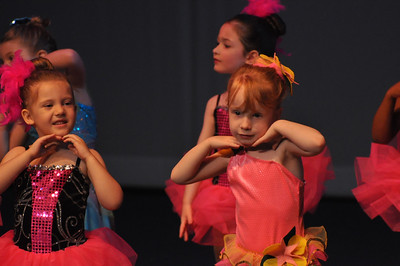 Zoie's Dance Recital 2014