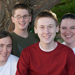 Andrews family Oct 09 :