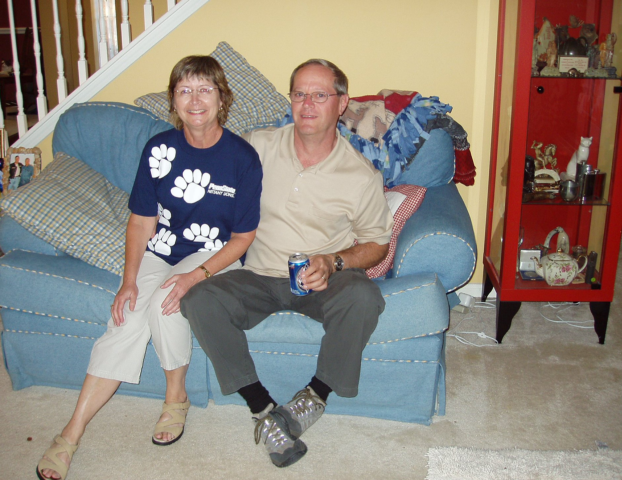 Jeanette & Bob