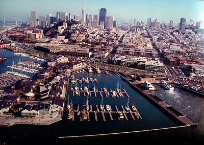 SAN FRAN HARBOUR AIR 1982
