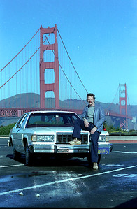 DM & CAR GOLDEN GATE '82