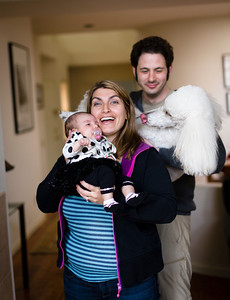 Crazed Family Photo Shoot (Photo by Shanni Weilert)