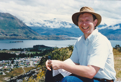 Wanaka New Zealand, approx 1990