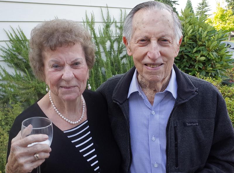 Wanda and Eli, 2015