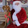 Sophie and Santa, 2015