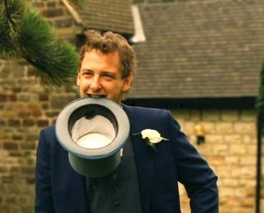 DM wedding 1987