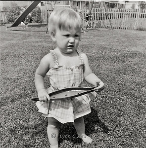 LYNN AUGUST 1958