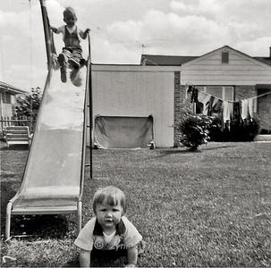 MARK & LYNN  JUNE 25, 1958