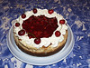 Cherry Cheese Cake by Andrea