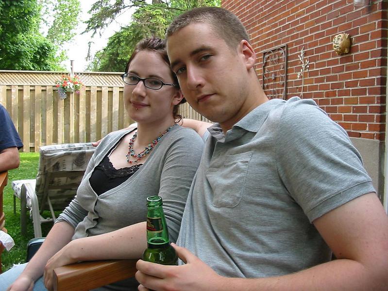 Kayleigh and Robert