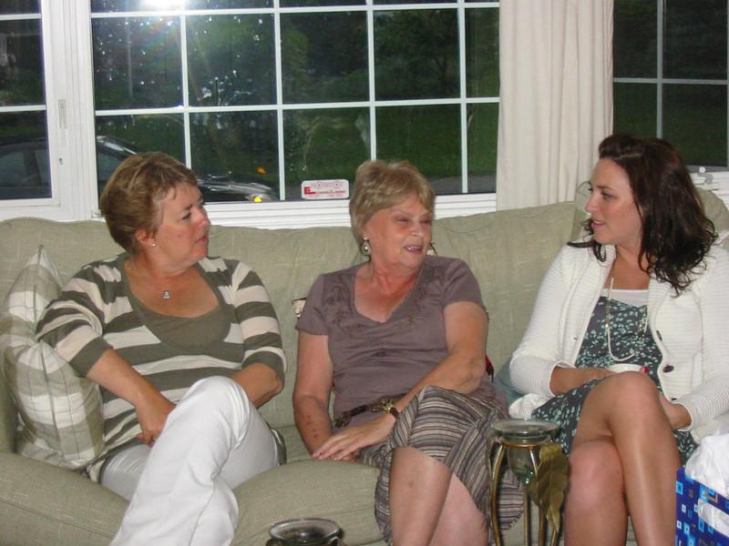 Carole, Pauline & Marie-Eve