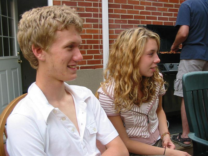 James & Ashley