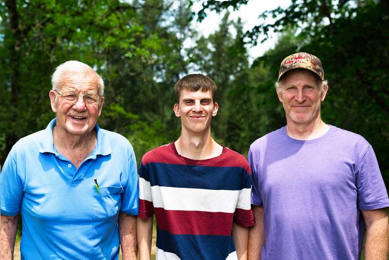 Godwin-Vaughan Family Reunion