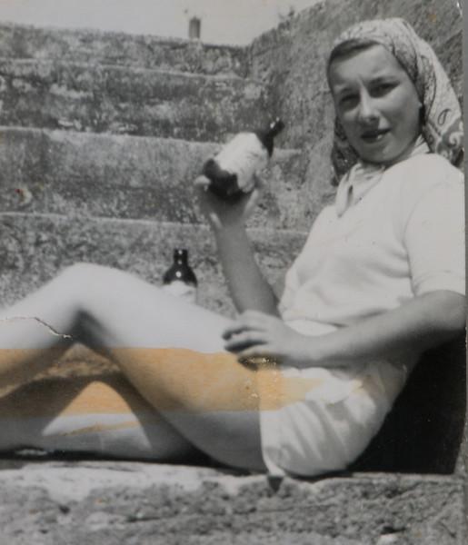Joan Lillian Thurston 1950
