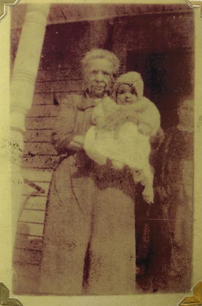 Stephanie B Bishop (née Belanger) and Marie Irene Brachett