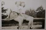 Mary Lou Skipper (née Cabana), child of John Bishop Cabana and Matilda Teresa LeDue with Joan Thurston